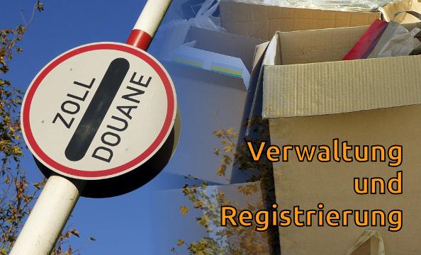 Versand durch Amazon Registrierung Verwaltung