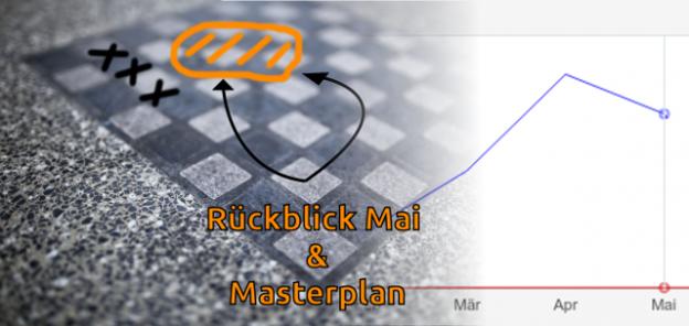 Rückblick Mai und Masterplan