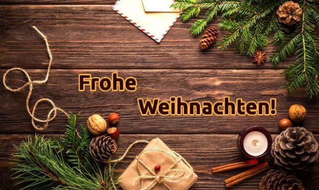 Versand durch Amazon #64 - Frohe Weihnachten! - FBA in Germany